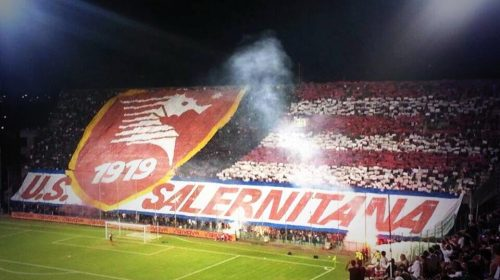 "Salernitana, missione ""sold out"" in curva. Oggi assemblea dei tifosi"