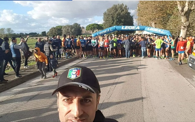 Referee Run e Salerno Corre, arbitri e runners insieme per lo sport