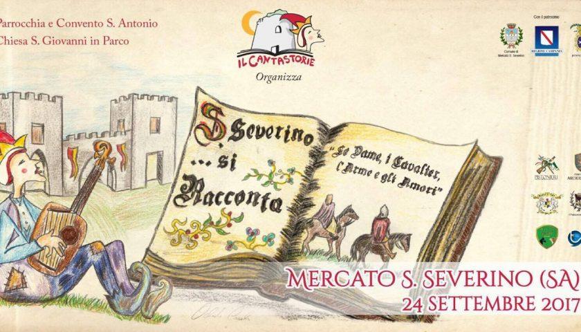 """24/09. S. Severino si racconta """"Le Dame, i Cavalier, l'Arme e gli Amor"""""""
