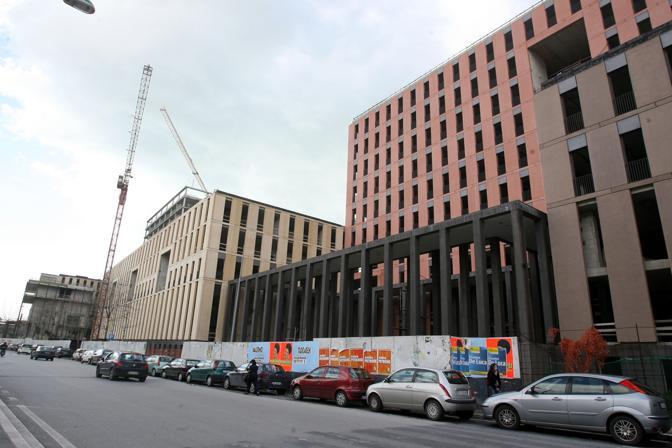 Tribunale di Salerno, si accelera per il trasloco