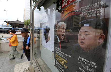 Corea del Nord, Pyongyang: le parole di Trump sono una dichiarazione di guerra