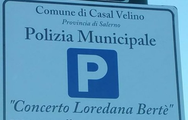 C'è il concerto della Berté: costo extra per il parcheggio