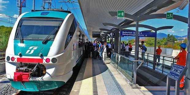 Notte Bianca: sei treni per corse straordinarie della metro di Salerno