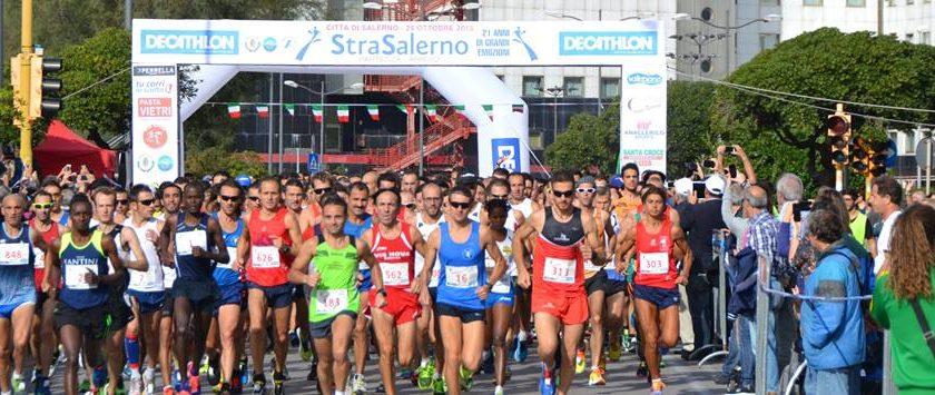 Domani si presenta la 23° edizione della Strasalerno Half Maraton