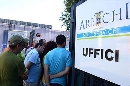 Arechi Multiservice, il Tribunale di Napoli rigetta il ricorso di Feola