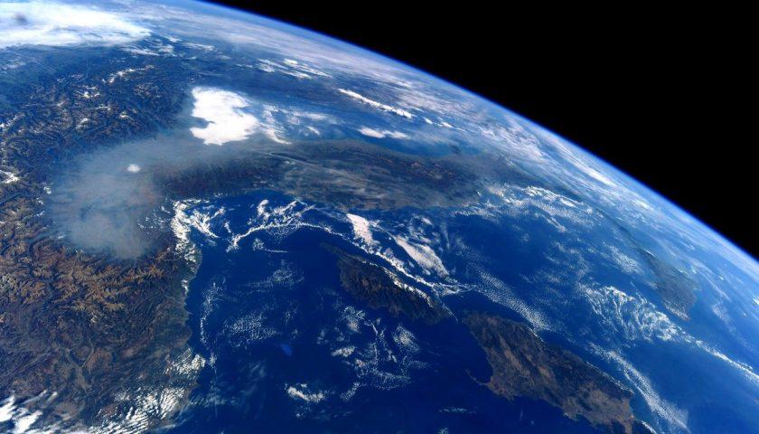Smog nel Nord Italia, Paolo Nespoli lo immortala dalla Stazione Spaziale