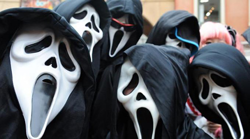Halloween: a Mariconda in scena l'Horror Fashion Show