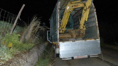 Rubavano mezzi industriali a Salerno: un arresto e otto denunciati