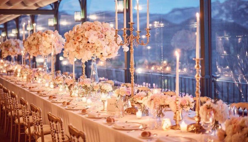 Boom di matrimoni a Salerno, benefici per il settore florovivaistico