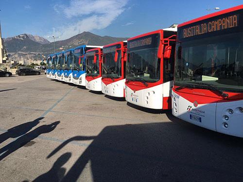 """""""Corse che saltano e altre che non partono, tanti problemi sulle linee dei bus a Salerno"""""""