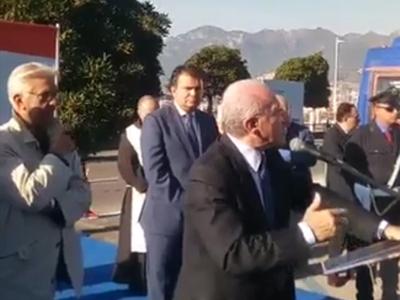 BusItalia consegna 25 nuovi autobus con De Luca