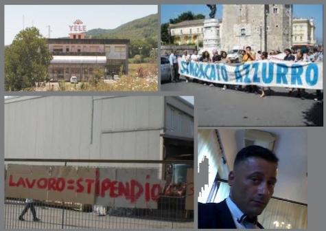 """Impianto del secco a Casal Velino, Casinelli: """"Regione e Provincia incapaci di attivarlo"""""""