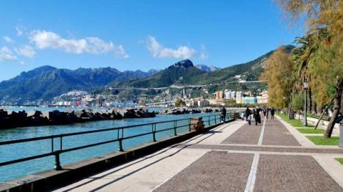 Estate 2018: Turismo, a Salerno presenze in calo