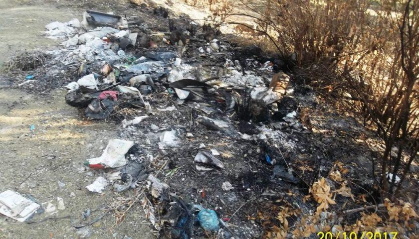 Vibonati, rifiuti tossici in località Pietradame - il
