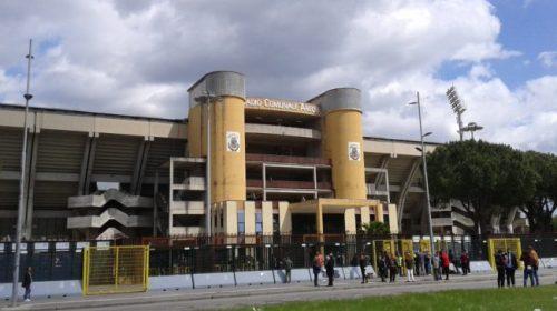 Rissa allo stadio prima della partita con la Salernitana, denunciati 12 tifosi del Palermo