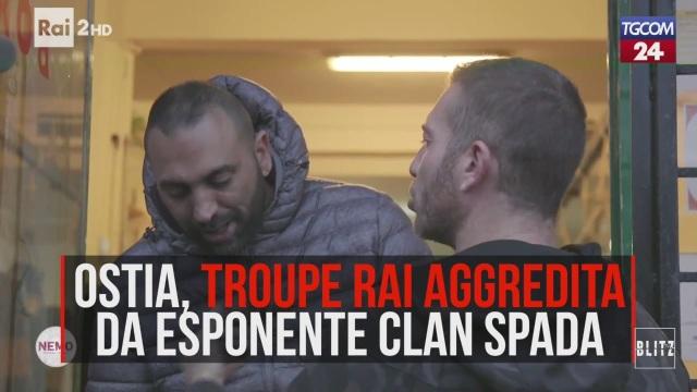Reporter aggredito, Roberto Spada non va in carcere: ecco il perché