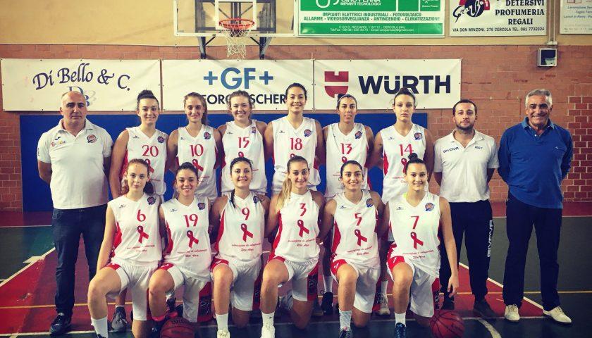 Basket Ruggi Salerno, derby cittadino contro la Salerno Basket '92