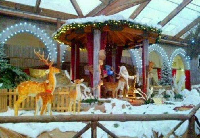 Villaggio Di Babbo Natale Cava Dei Tirreni.Niente Villaggio Di Babbo Natale Presso Il Santuario Di San