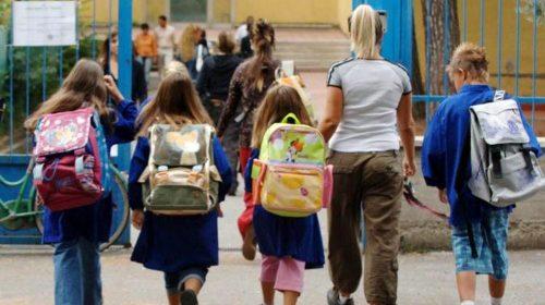 Scuole primarie in Campania, domani decide l'Unità di Crisi sul ritorno in classe