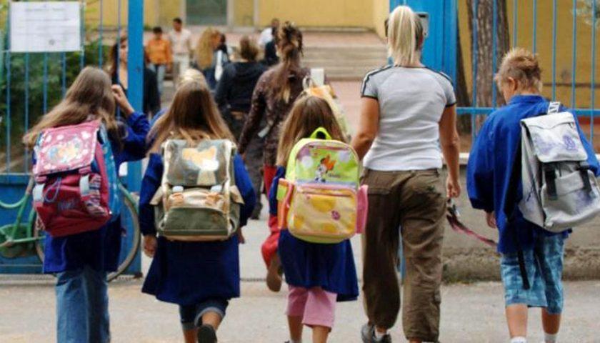 Fisciano – domani riapriranno le scuole