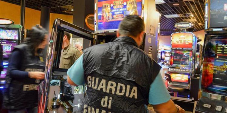 Giro di vite sul gioco d'azzardo nel Cilento