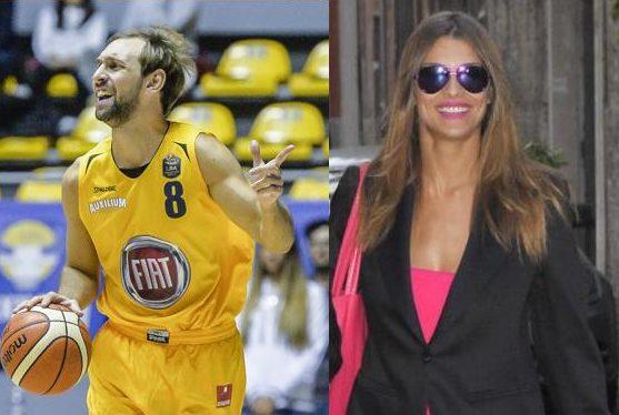 Basket & Gossip: Peppe Poeta, love story con Cristina Chiabotto