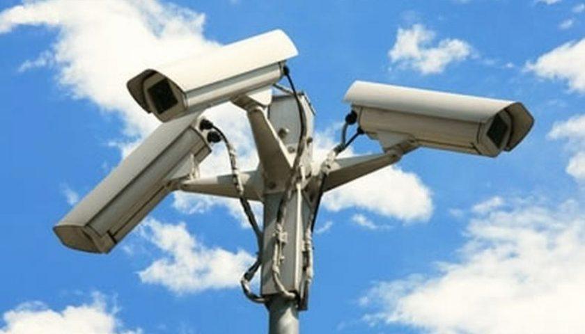 Salerno: al via domani l'installazione della videosorveglianza in località Cappelle