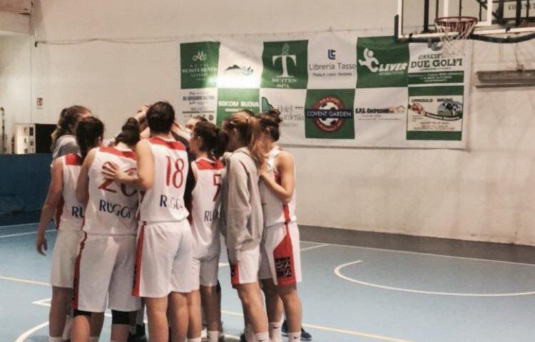 Basket Ruggi Salerno corsara in casa della Polisportiva Sorrento
