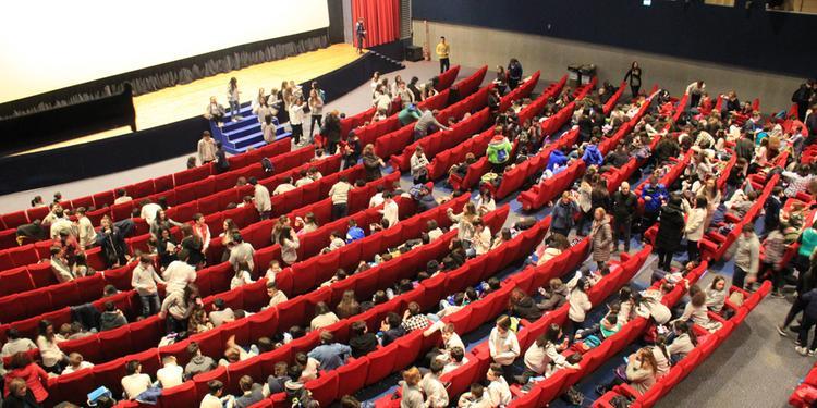 Giffoni Experience, inizia da Pagani la 23esima edizione dei Movie Days