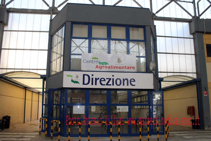 Domani chiude per sanificazione il centro agroalimentare di Salerno