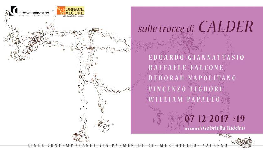 """Mostra """"Sulle tracce di Calder"""" - il Giornale di Salerno .it"""