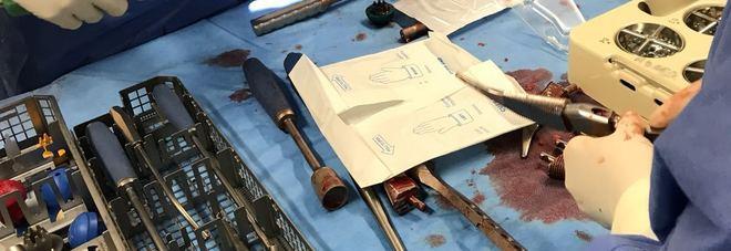 Foto-denuncia: in sala operatoria senza permesso - il ...