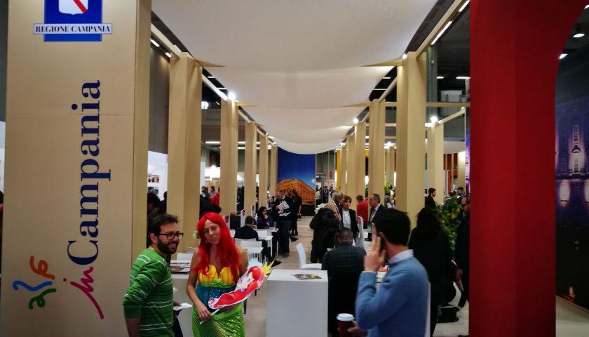Salerno si presenta alla BIT 2018
