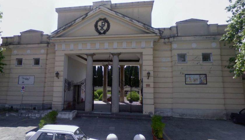 Emergenza covid 19, il sindaco di Pagani chiude il cimitero da sabato 31 ottobre a lunedì 2 novembre
