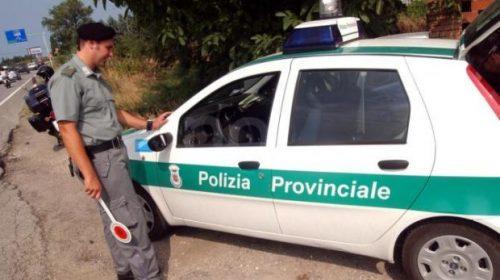 Picchia la compagna sul lungomare Trieste e tenta di aggredire la polizia provinciale: nei guai 25enne