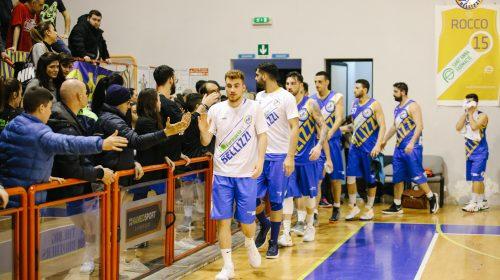 Niente riscatto per il Basket Bellizzi: a Maddaloni finisce 81-75