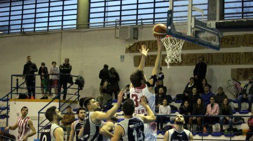 La Hippo Basket Salerno si aggiudica lo scontro diretto con la Virtus 04 Basket Curti