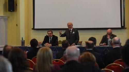 """Festa di Pasqua del Panathlon Club Salerno, si è parlato di """"Infiltrazioni della criminalità organizzata nel mondo del calcio"""""""