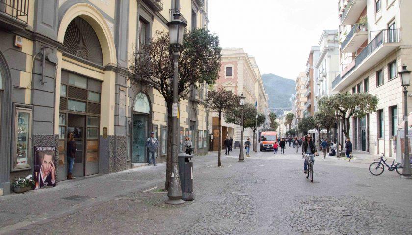 Salerno. Il sindaco Napoli ritorna sul Restyling di Corso V. Emanuele