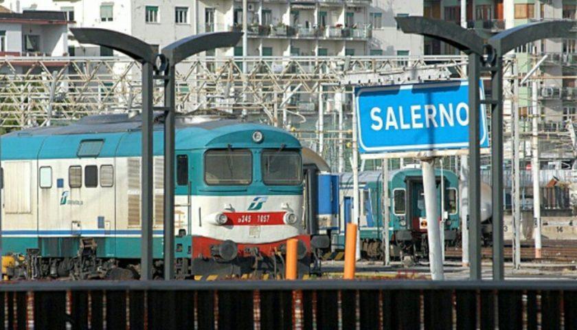 """Salerno esclusa dall'alta Velocità, la Cgil: """"Una assurdità"""""""