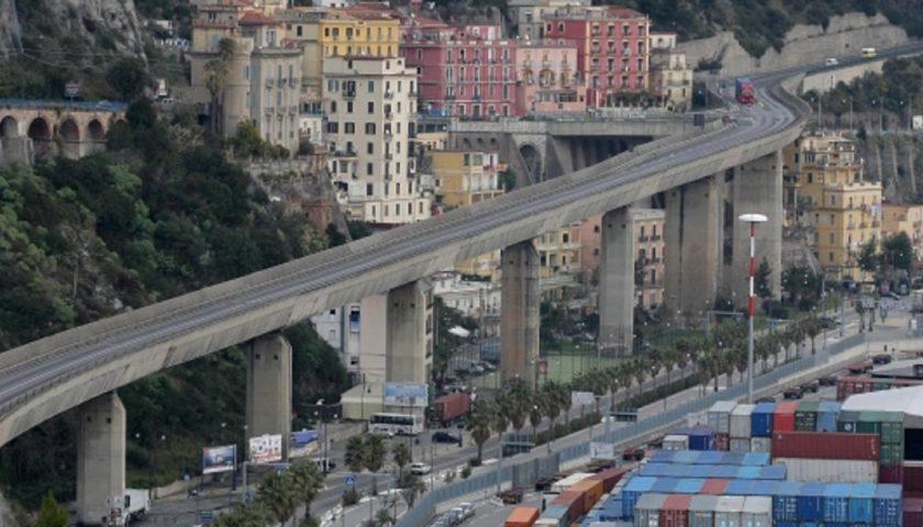 Manutenzione del Viadotto Gatto: senso unico alternato nei week end 23-24 febbraio e 2-3 marzo e nelle notti dal 4 marzo