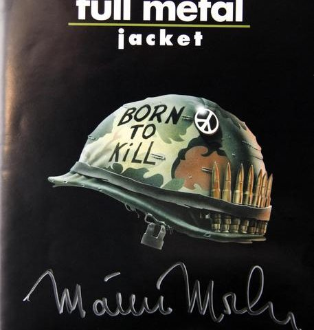 Morto Ermey, sergente Full Metal Jacket