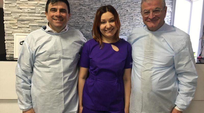 I ginecologi salernitani Mario Polichetti e Raffaele Petta al convegno sulla sterilità umana