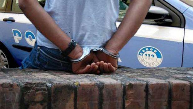 Salerno: evade dai domiciliari e viene arrestato