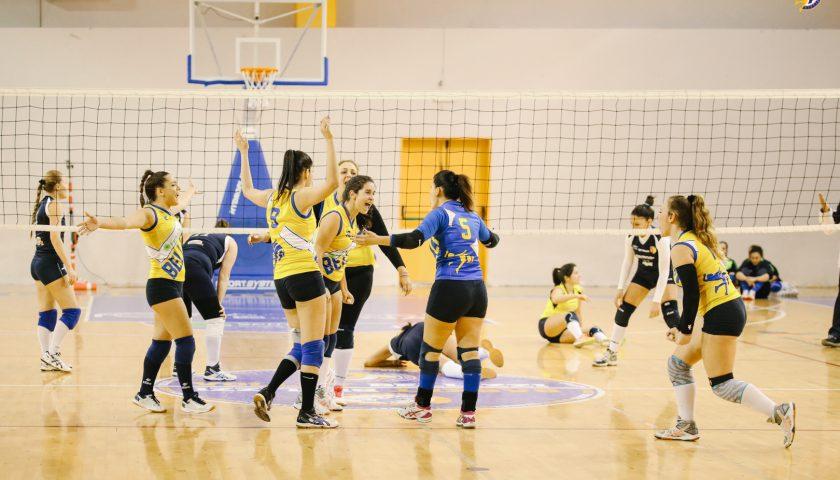 Il Volley Bellizzi si  arrende al tie-break al San Marzano Volley