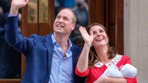 Regno Unito, Kate Middleton esce dall'ospedale a poche ore dal parto