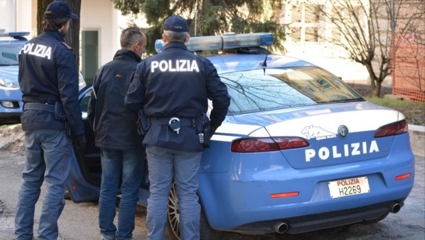 Salerno, in manette facinoroso violento