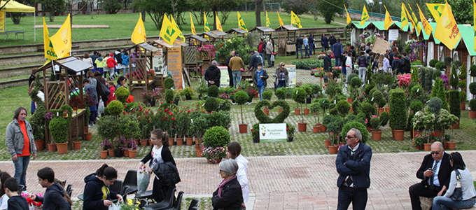 """""""Salerno in flora"""" – dal 20 al 22 aprile a Parco Pinocchio"""