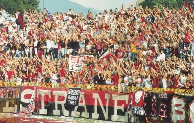 Bari-Nocerina, via libera ai supporters molossi