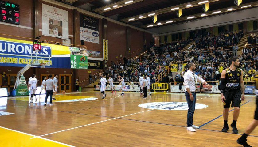 Play off – La Cestistica San Severo vince anche gara 2. Ora la serie si sposta a Salerno